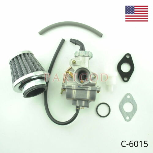 Carburetor Air Filter for kawasaki KLT110 KLT 110 Carb 1984 1985 1986 US Seller