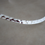 silver-neckwire-necklace-choker-plated-plain-hammered-base thumbnail 5