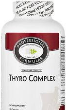 THYRO COMPLEX 180 GLANDULAR SUPPLEMENT NATURAL NEW ZEALAND THYROID CONCENTRATE