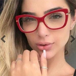 Myopia-Fashion-Eyeglasses-Clear-lenses-for-women-Frames-RX-computer-Glasses