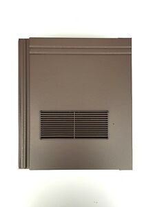Roof-Tile-Vent-To-Fit-Redland-Stonewold-II-Mk2-Brown-Smooth-10-Colours
