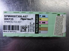 WALTER VALENITE MPHX060304-A57 New Carbide Inserts Grade WKP25 10pcs N