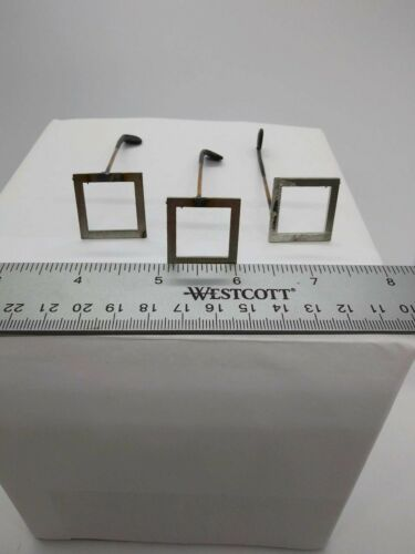 Mini Metal Branding Irons for Wood Leather or other You Select.