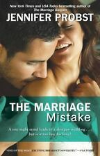 The Marriage Mistake (Marriage to a Billionaire) by Probst, Jennifer, Good Book
