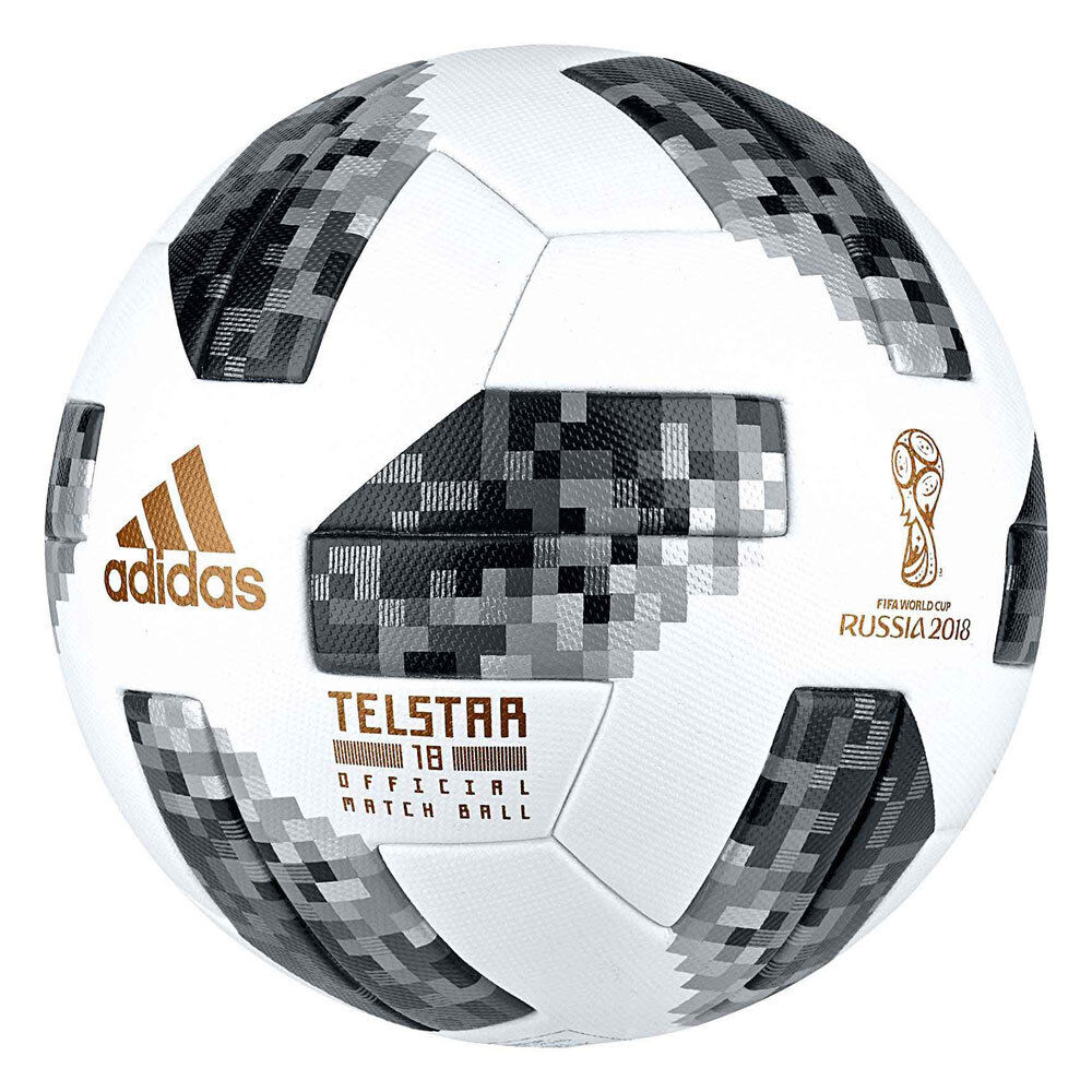Adidas World Cup 2018 Official Match Soccer Ball CE8083  165 Retail