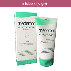 50g Mederma Stretch Marks Therapy Cream Help Reduce Old And New