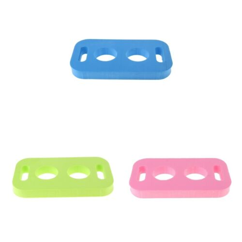 3 Lots Swimming Pool Accessories Training Aids Holed Woggle Noodle Connector