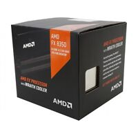 AMD FX-8350 Wraith Octa Core 4.0GHz AM3+ 8MB Cache CPU Processor & Heatsink Fan