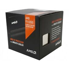 AMD FX-8350 Wraith Octa Core 4.0GHz AM3+ 8MB Cache CPU Processor & Heatsink Fan
