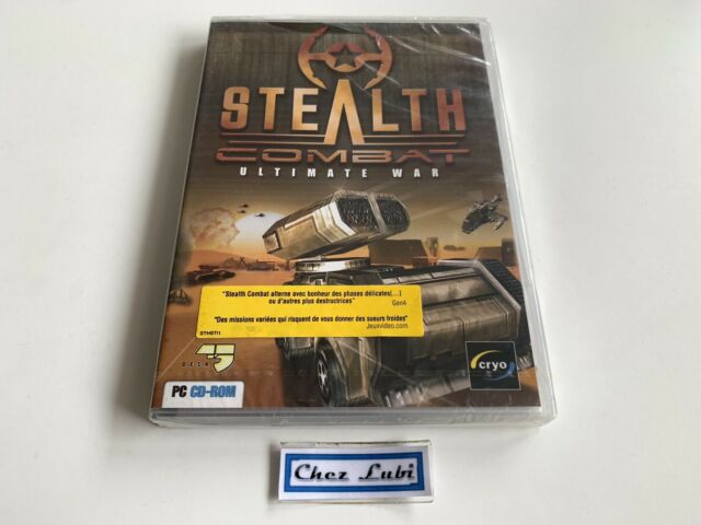 Stealth Combat Ultimate War - PC - FR - Neuf Sous Blister