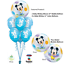 Disney-Mickey-Minnie-Mouse-Birthday-Foil-Latex-Balloons-Blue-Pink-Number-Sets thumbnail 6
