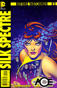 BEFORE-WATCHMEN-Silk-Spectre-2-of-4-New-Bagged