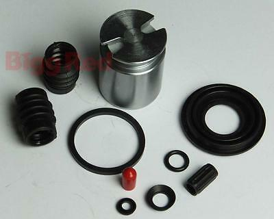 Piston for AUDI A4 2.0 TDi 2008-2015 BRKP134S FRONT Brake Caliper Repair Kit