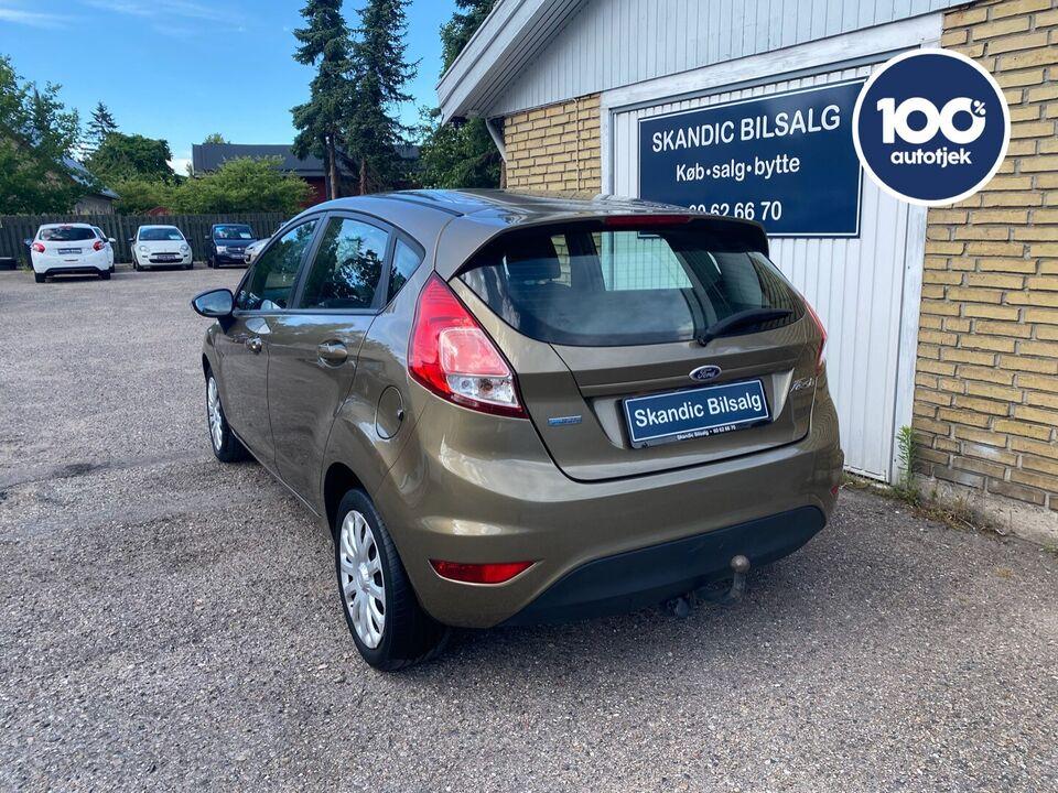 Ford Fiesta 1,0 SCTi 100 Titanium Benzin modelår 2013 km