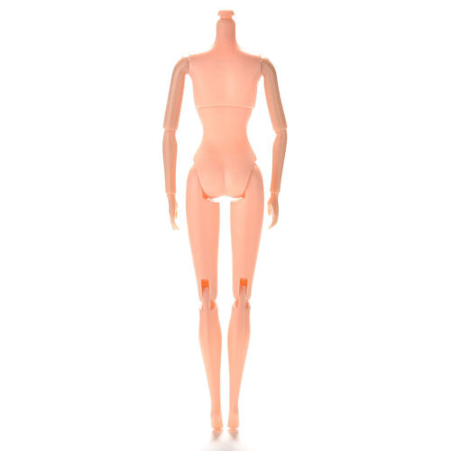"10.23 /""Per  Le Jier  QZZ 1Pc 12Jointed Movable Nude Naked Doll 25cm"