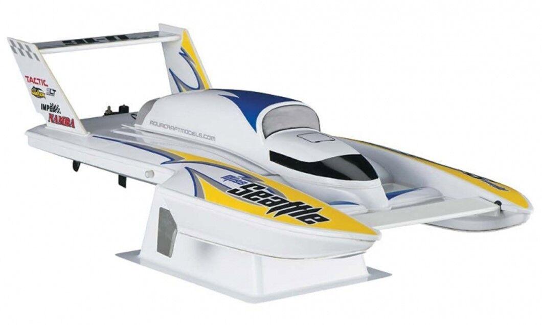 Hobbico Aquacraft Idroplano Miss Seattle U-16 U-16 U-16 RTR 2,4 GHz aqub1822 f386db