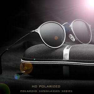 high end polarisiert rundbrille sonnenbrille retro vintage. Black Bedroom Furniture Sets. Home Design Ideas