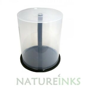 1-x-100-storage-capacity-CD-DVD-empty-Spindle-Tub-Cake-Box-plastic-Case-Cakebox