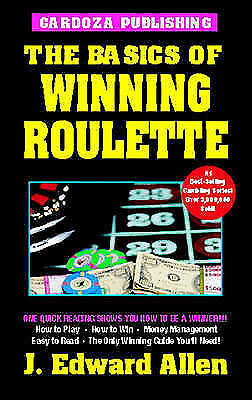 Basics of Winning Roulette by J.Edward Allen (Paperback, 2004)