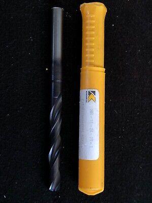 KENNAMETAL .4375 carbide drill coolant through 2 flute K211A04375HP K211 04375