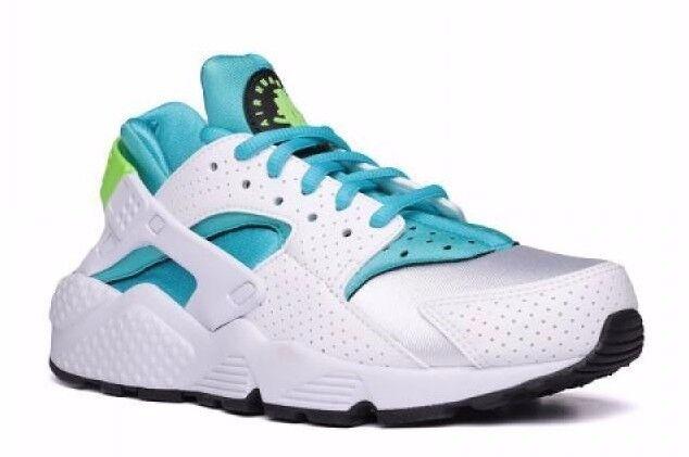 Nike Air Huarache Run Zapatillas para mujer Talla.UK.4.5, 5,5 .5, 6 --- 634835 109