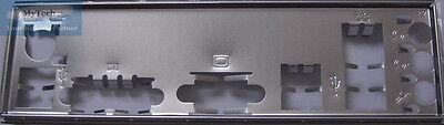 Humorvoll Asus I/o Io Shield Blende Bracket P8h61-m Le, P8h61-m Le/usb3, P8h61-m Plus Neu