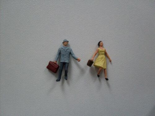 Faller H0 191503-3 Modell 1:87 Figuren Aktion Mann und Frau
