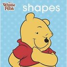 Disney Winnie the Pooh - Shapes by Parragon (Board book, 2015)