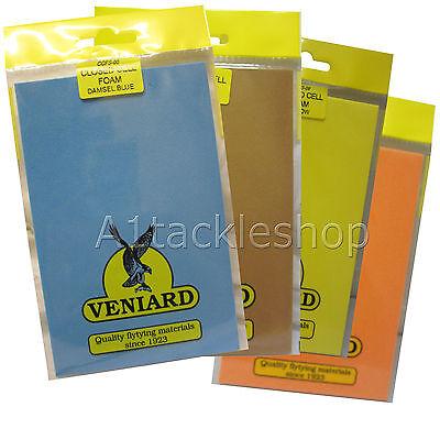 Veniard Wapsi Thin Skin Fly Tying and Craft Material