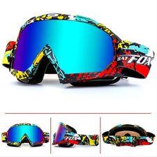 BAT-FOX Adult Ski Goggles Double Layers Anti-Fog Winter Snowboard Skiing Glasses