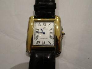 MEN-KLAUS-KOBEC-DISTINCTION-2-colour-case-with-black-leather-strap-quartz-watch