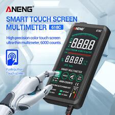 Aneng Lcd Digital Multimeter Auto Range Ac Dc Voltage Tester Capacitance Meter