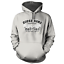 Gift Present TV Hans Funny Pick Colour and Size Men with Ven Hoodie