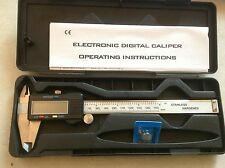 "LCD DIGITAL VERNIER CALIPER   150 MM   6 ""  1 PC Callipers Gauge MICROMETER"