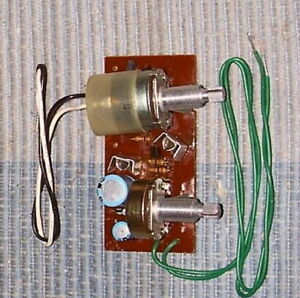 VINTAGE-transistor-AMPLIFIER-phono-amp-electronic-project-kit-crystal-radio-NOS