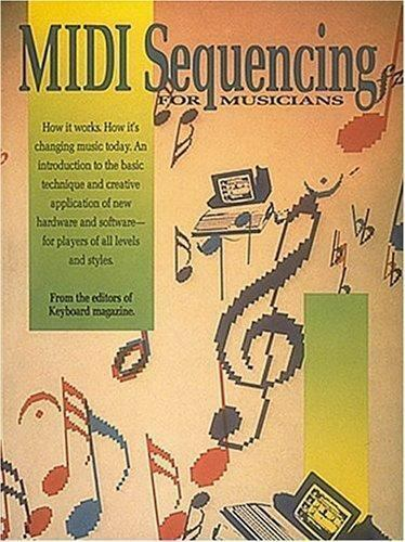 MIDI Sequencing For Musicians Keyboard Magazine Paperback Used - Very Good