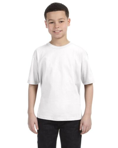 990B Anvil Youth Combed Ringspun Cotton Fashion Fit T-Shirt