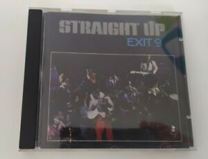 CD Straight Up Exit 9 Jazz Soul Brother Records 2002 Passion Music