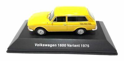 Volkswagen Collection Brazil 1//43-1975 Volkswagen Karmann Ghia TC
