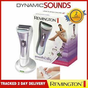 Remington-WDF4840-Double-Feuille-Tete-sans-Fil-Femmes-Humide-amp-Sec-Lisse-Rasoir