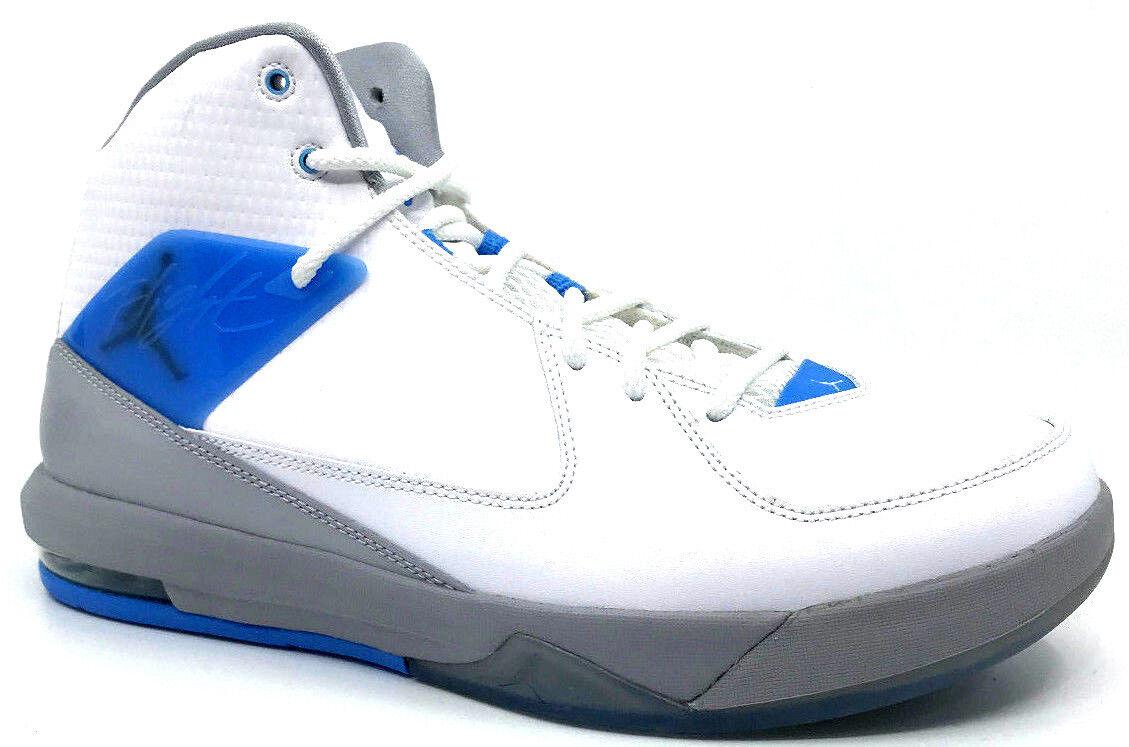 c80126e1fddbe Jordan Air Incline Mens Sneaker Sneaker Sneaker White Black-Grey-Blue  705796-