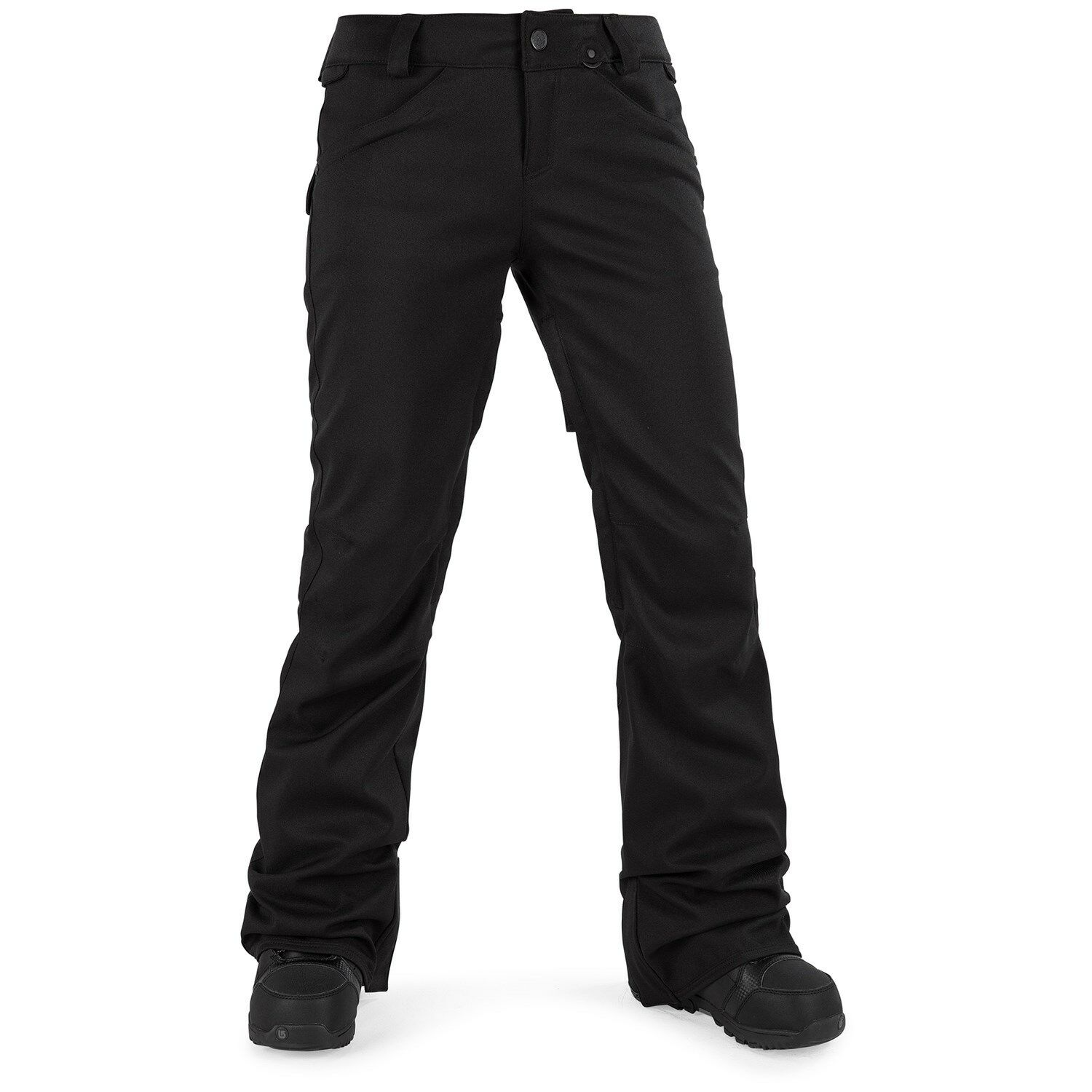 VOLCOM Women's 2019 SPECIES STRETCH Snow Pants - BLK - Medium - NWT