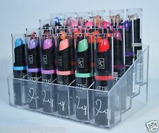 RUBY KISSES MATTE LIPSTICK 24 COLOR SET+FREE ACRYLIC DISPLAY CASE LIMITED!