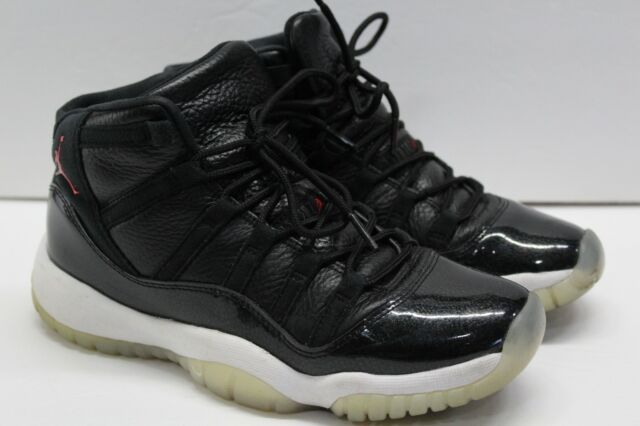 buy online c0ddd fce55 Nike Youth Sz 4.5y Air Jordan 11 Retro BG 72-10 378038 002 for