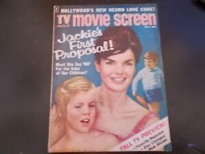Details about Jackie Kennedy, Boris Karloff, Judy Garland - TV and Movie  Screen Magazine 1964