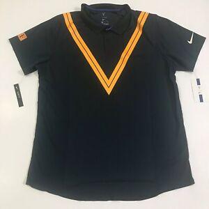 Nike Roger Federer RF Court Advantage Tennis MEDIUM Polo Shirt Spruce 939080 303 885179510570   eBay