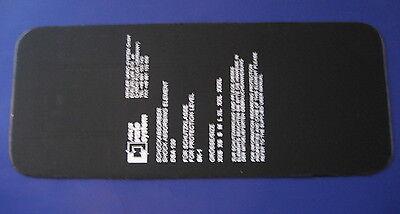 für ball Schockabsorber hinten MEHLER Typ: DSA 120 12 x 29,5 cm Schutzweste