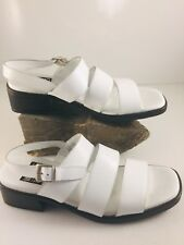 b114ae402b822a item 4 women s MOOTSIES TOOTSIES WHITE 7.5 M SANDALS -women s MOOTSIES  TOOTSIES WHITE 7.5 M SANDALS