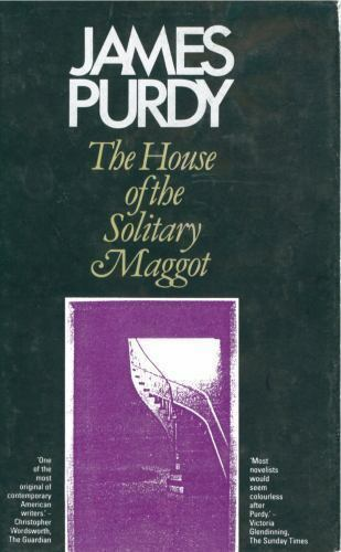 HOUSE OF THE SOLITARY MAGGOT - NEW PAPERBACK PAPERBACK