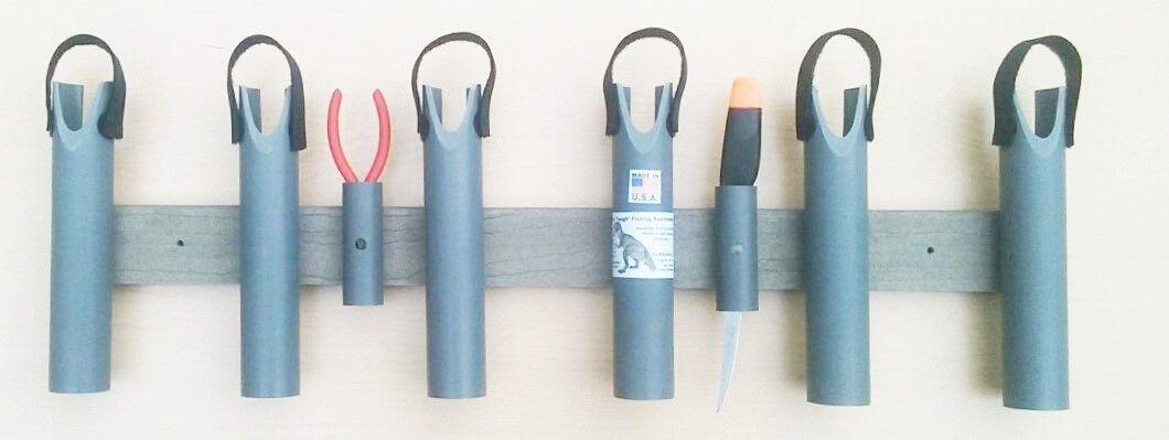 pesca Pole asta Racks, Holders Ste, Rest  6 canne wgratuito struuominito Holders